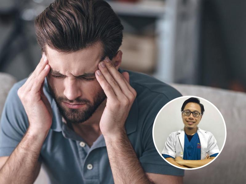 Bukan Darah Tinggi Je Doktor Ini Kongsi Sebab Sebab Lain Berlakunya Pening Kepala Maskulin