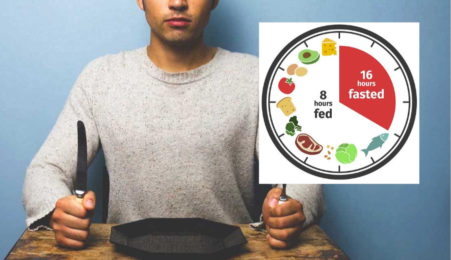 diet cepat ketika puasa