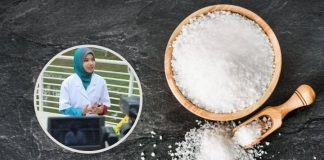 Garam Punca Kenaikan Berat Badan, Pakar Nutrisi Ini Kongsi Beberapa Tip!