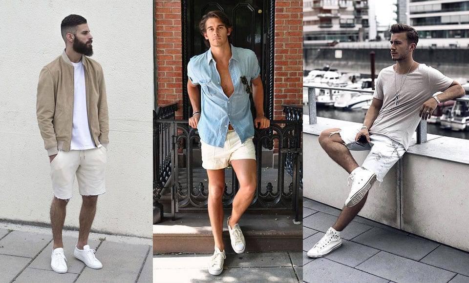 Bila sebuat sahaja tentang kasut putih mungkin ramai yang terus menganggapnya seperti kasut sekolah. Biasalah kerana kasut warna itulah yang dipakai kebanyakan daripada kita ketika berada di bangku sekolah.