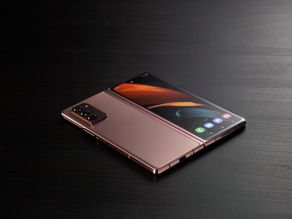telefon pintar samsung galaxy z fold2