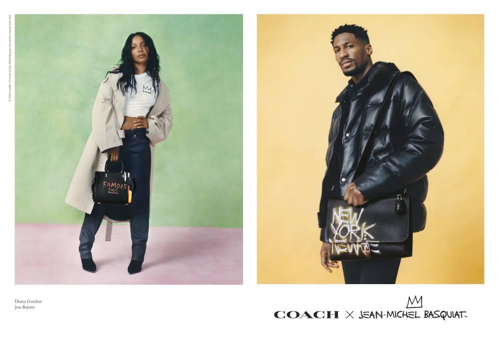Jenama yang sinosnim dengan rekaan beg mewahnya, Coach memperkenalkan koleksi baharu yang menampilkan dua selebriti Holywood popular.