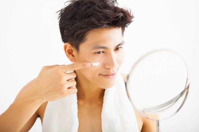 cuci wajah setiap hari sihat selalu