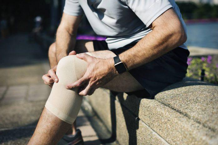 sakit larian lutut