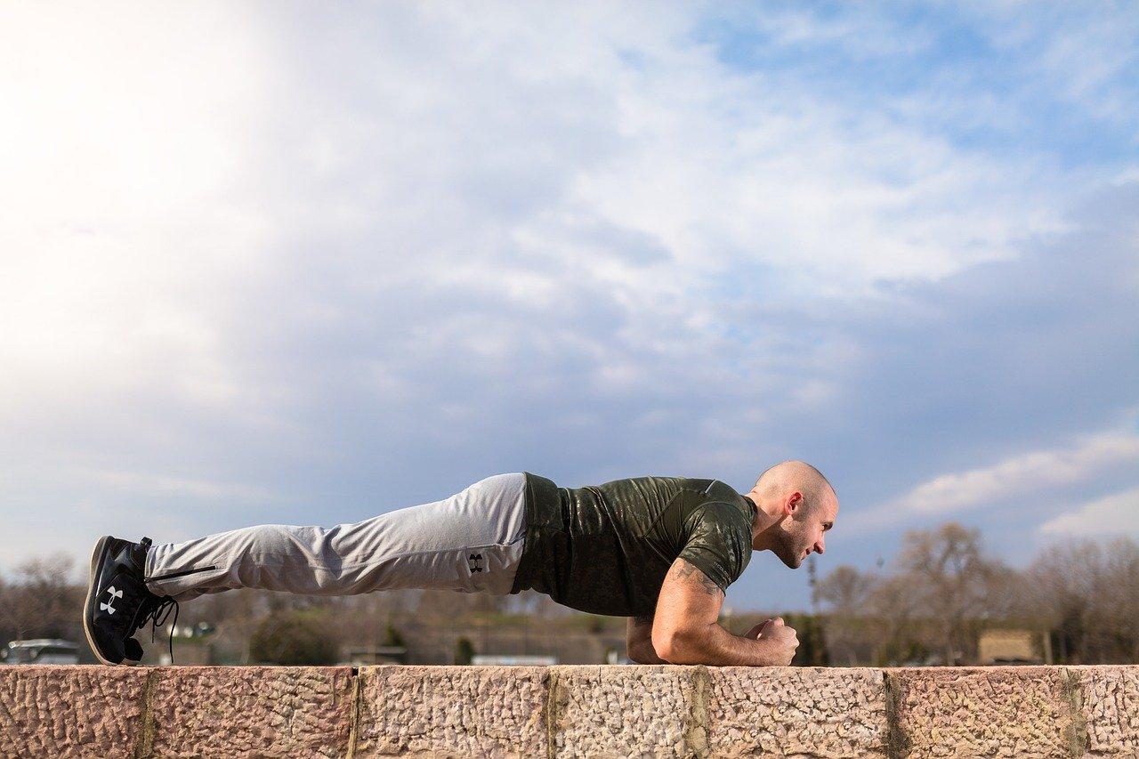 Senaman planking merupakan antara revolusi senaman terkini yang menjadi cukup popular di kalangan penggemar senaman.