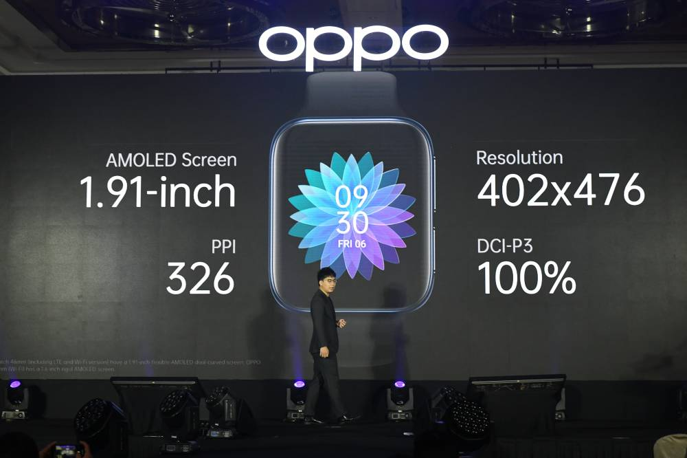 watch oppo jam baru