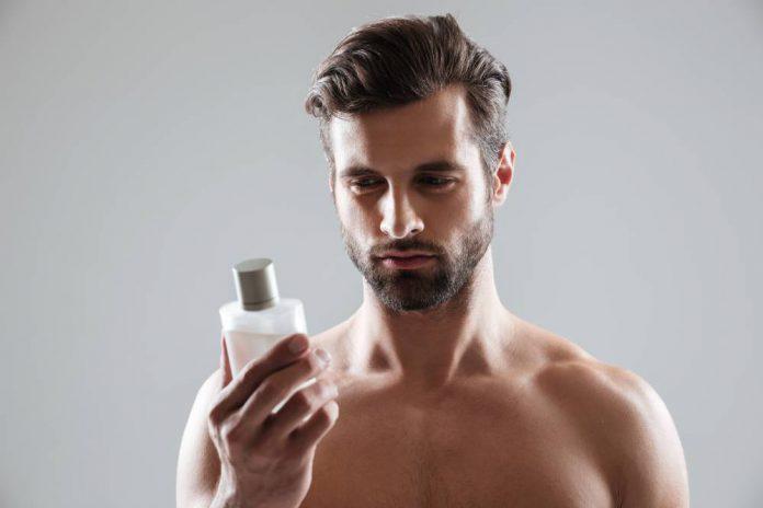 perfume semburan lelaki