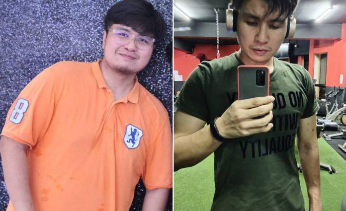 Amalkan IF Sahaja, Lelaki Ini Berjaya Turun Dari 124kg Hingga 77kg!