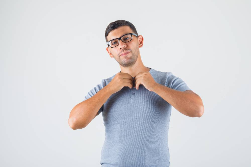 baju lelaki kemeja