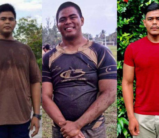 Makan Segenggam Nasi, Antara Menu Diet Lelaki Ini Turun 30kg Dalam 12 Minggu