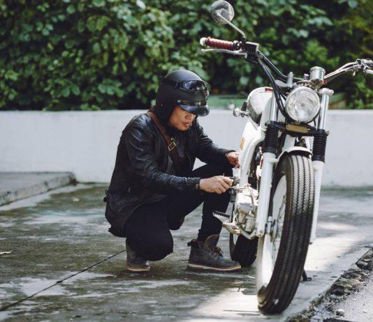 servis motosikal sendiri