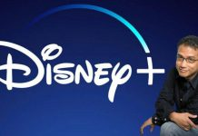 Ahmad Izham Omar Orang Kuat Disney