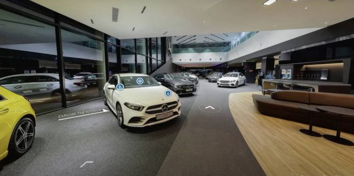 cylce & carriage showroom virtual