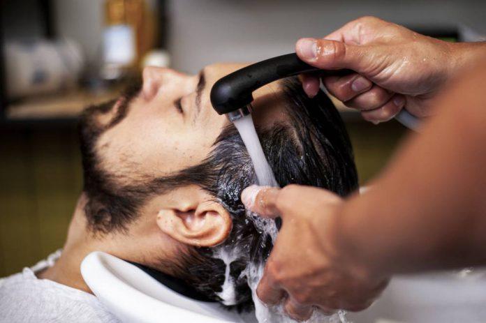 Memulihkan rambut rosak langkah