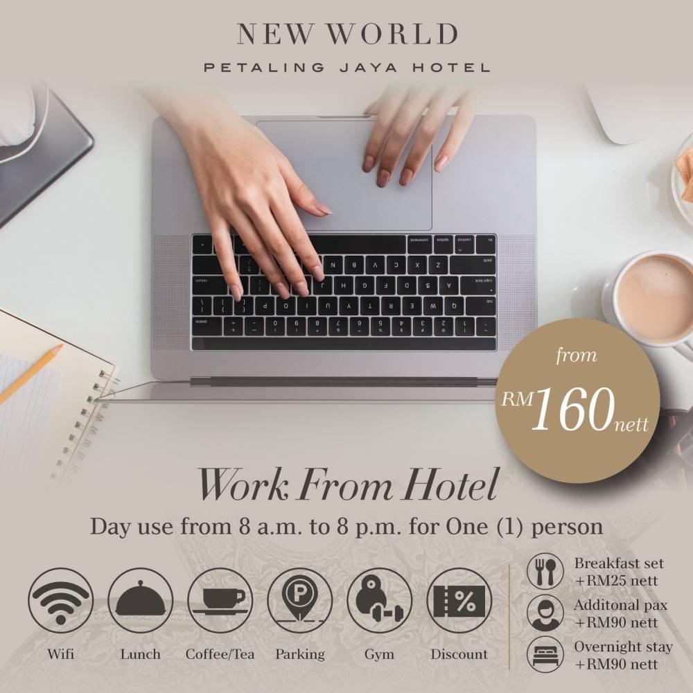 seleksi work selangor from home