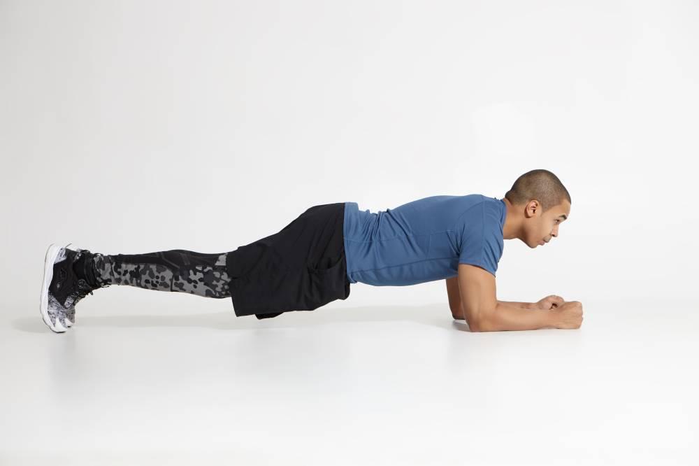plank teknik silap kecederaan serius