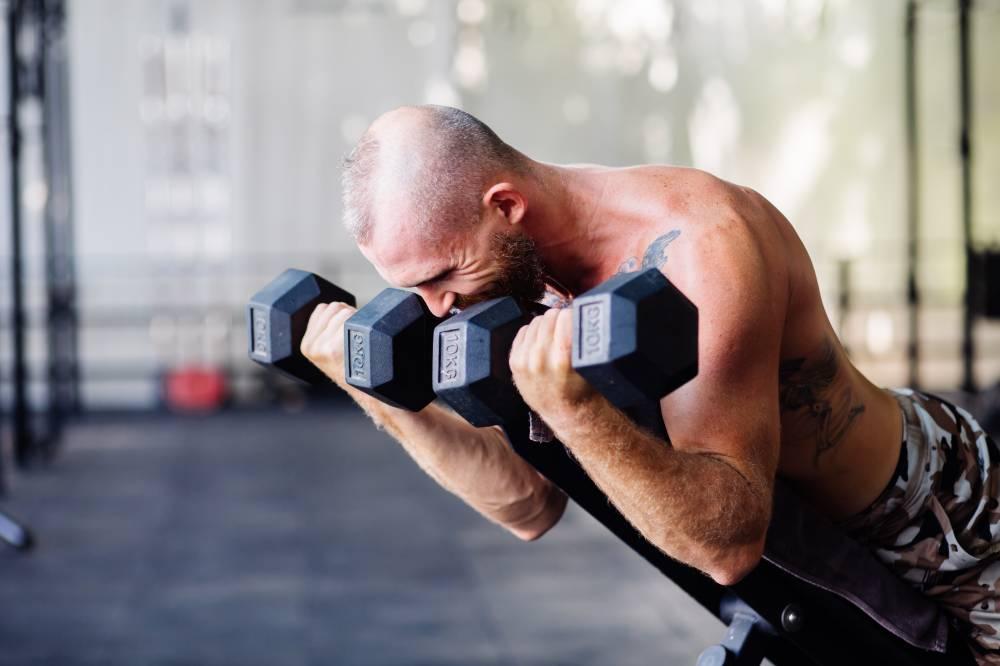 workout hasil berganda