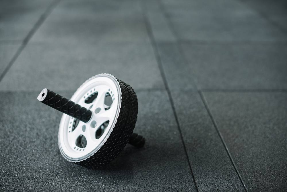 berganda workout hasil senaman