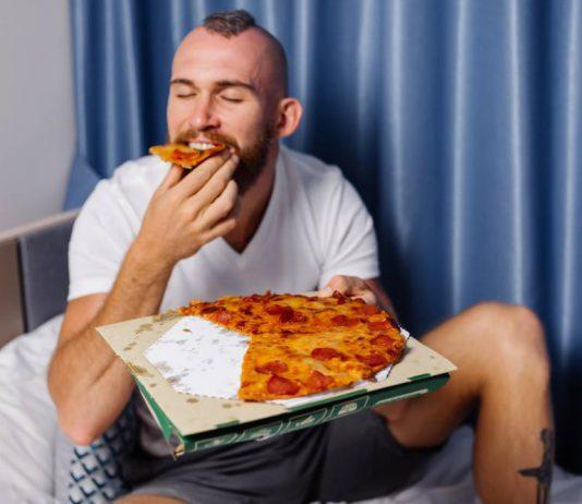 makan lapar nafsu