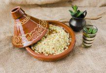 quinoa ganti kelebihan nasi