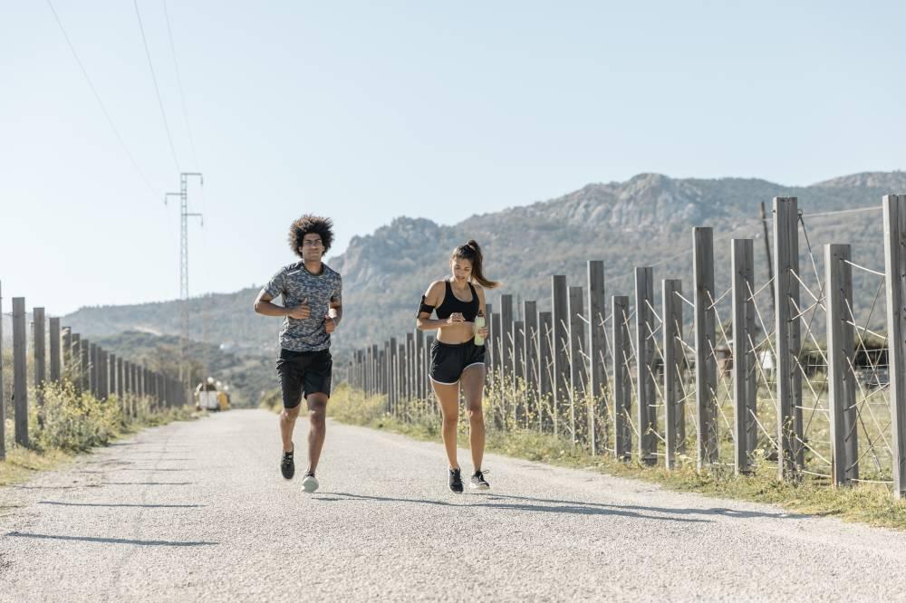 kesalahan berlari jenis jogging