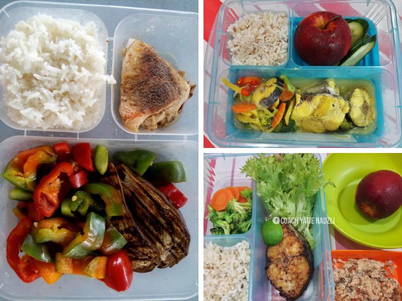 Tip Makan Nasi Cara Eat Clean Coach Ini Kongsi 40 Menu Untuk Yang