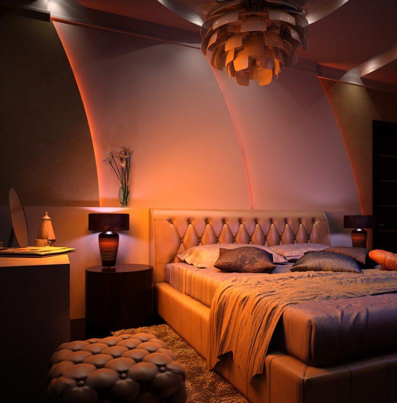 4 Tip Mudah Deko Bilik Tidur Agar Lebih Romantik Ala Hotel 5 Bintang Maskulin