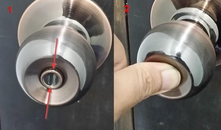 Ini Caranya Nak Buka Tombol Pintu Yang